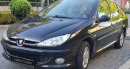 Peugeot 206 XT Sedan