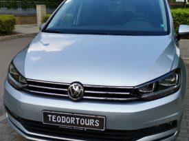 2019 Volkswagen Touran Automatic Minivan 5+2