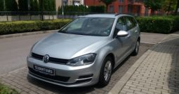 VW GOLF 7 SW automatic