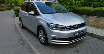 Rent a car minivan Vw Touran