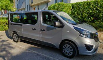 2016 Opel Vivaro full
