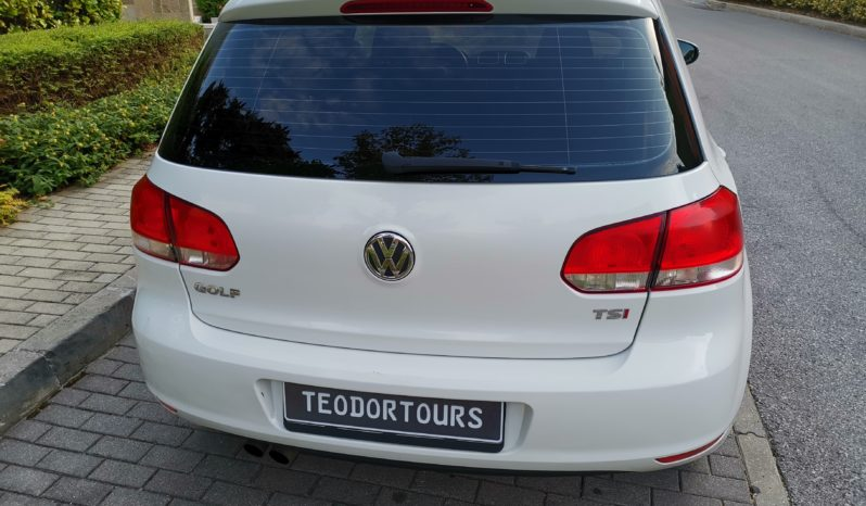 VW Golf 6 автоматик full