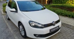 VW Golf 6 automatic