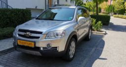 4×4 Chevrolet Captiva Automatic
