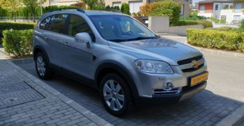 Rent a car 4x4 Chevrolet Captiva джип под наем 4х4 аренда - 14