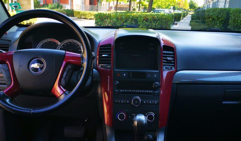 4х4 Chevrolet Captiva Автоматик full