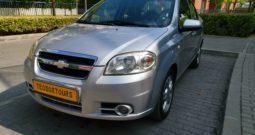 Chevrolet Aveo Sedan automatic