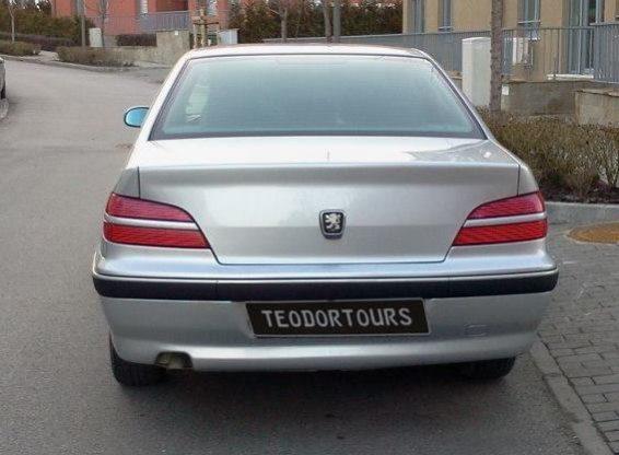 Peugeot 406 Sedan full