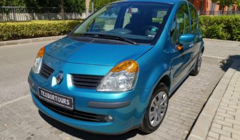 Renault Modus MT