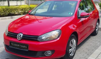 Rent a car Volkswagen Golf 6 MT под наем