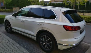4×4 Volkswagen Touareg AT full