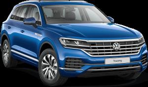 Аренда VW Touareg АКПП в София