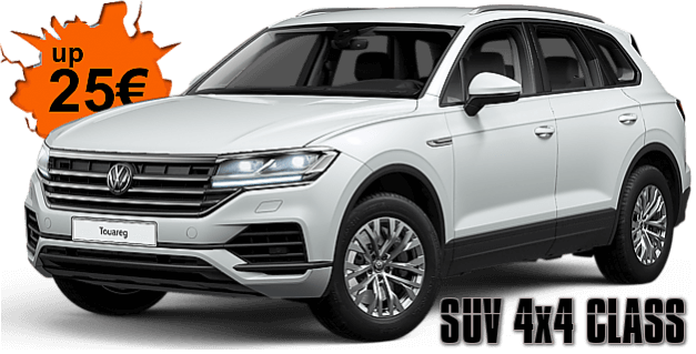 Suv 4x4 rental cars Sofia airport Bulgaria