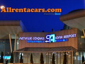 Аренда автомобилей аэропорт Софии Болгарии